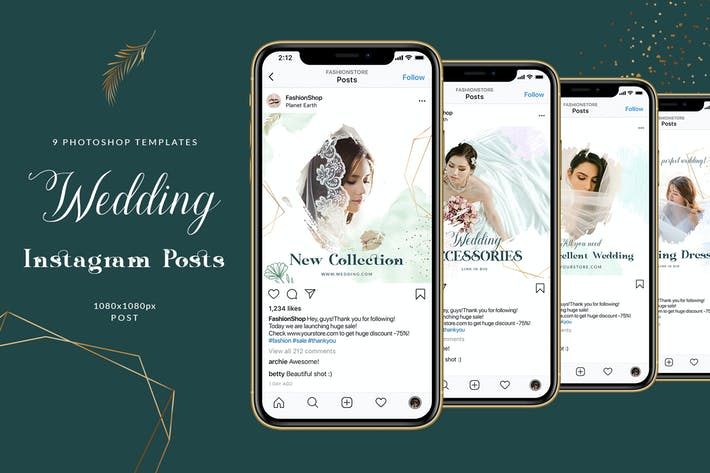 Thumbnail for Wedding Instagram