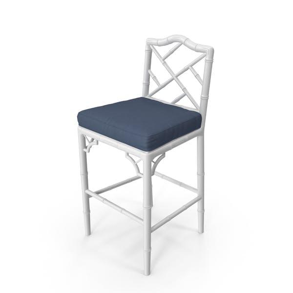 Chippendale Bar Chair