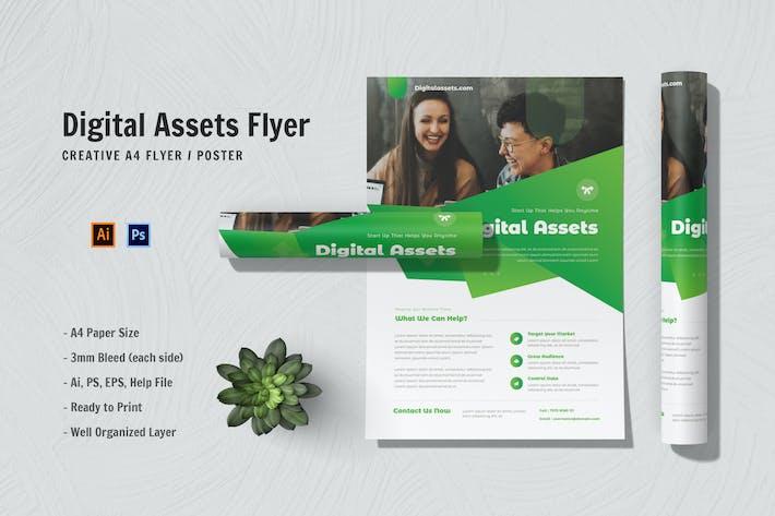 Digital Assets Flyer