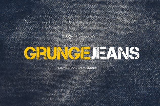 Grunge Jeans Backgrounds