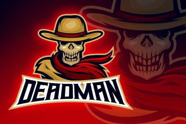 Thumbnail for Dead Cowboy Esport Logo
