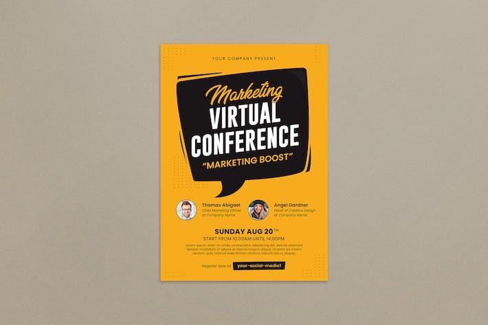 Thumbnail for Virtuelle Konferenz