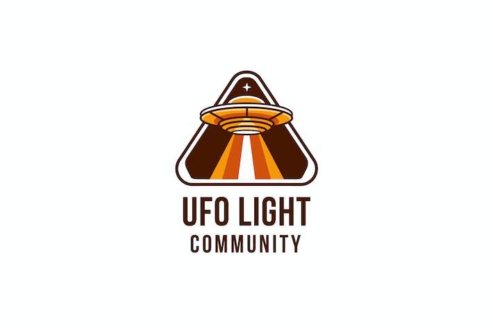 Thumbnail for UFO Light Community Logo Template