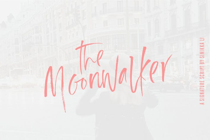 Thumbnail for The Moonwalker | Signature Script