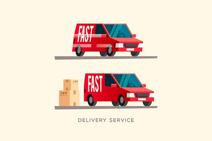 Thumbnail for Fast Delivery Service