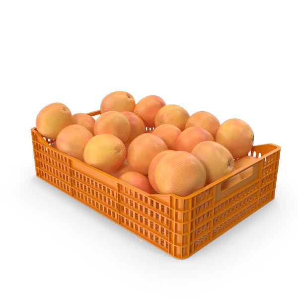 Grapefruit Crate