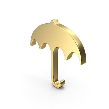Icono del Logo paraguas