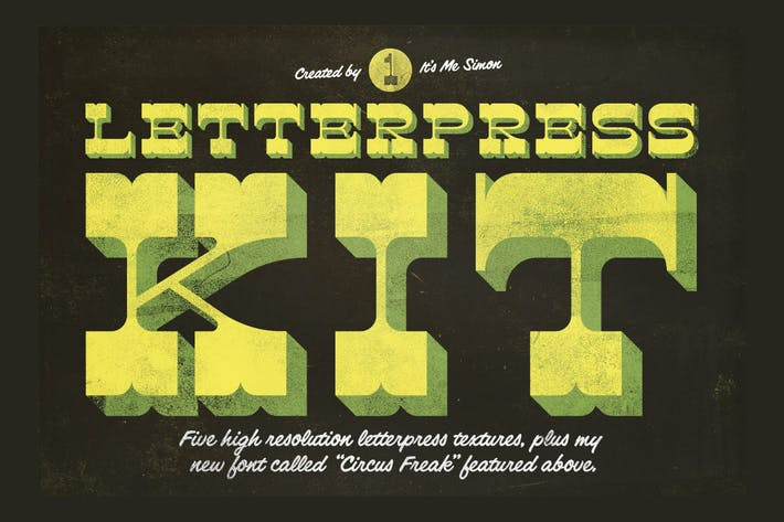 Thumbnail for Letterpress Kit 1