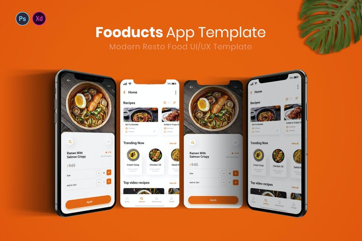 Thumbnail for Fooducts App Mobile