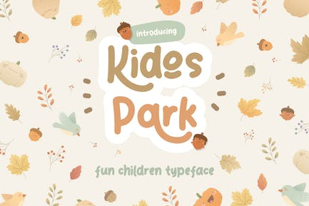 Kidos Park Fun police pour enfants