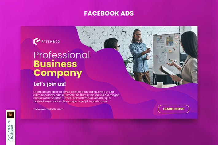 Thumbnail for Publicités Facebook