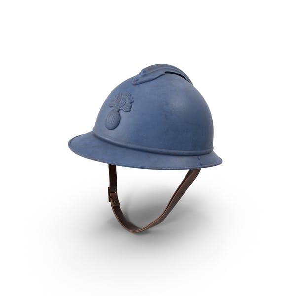Thumbnail for French M15 Adrian Helmet