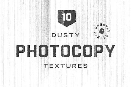 Fotokopie Texturen
