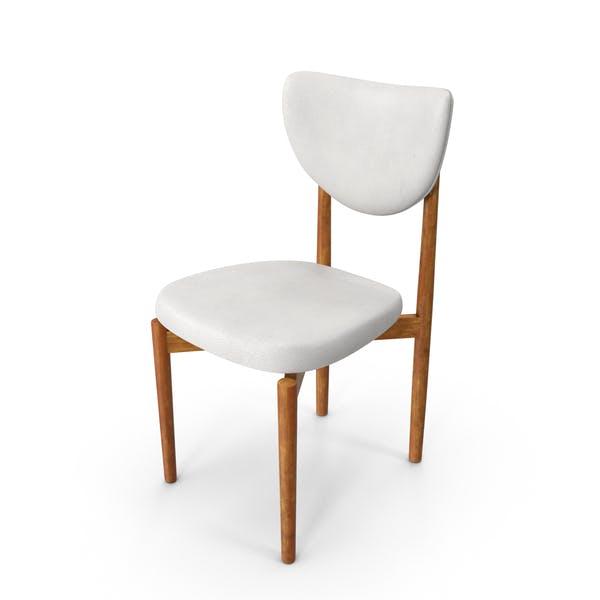Moderner Stuhl aus der Mitte des Jahrhunderts