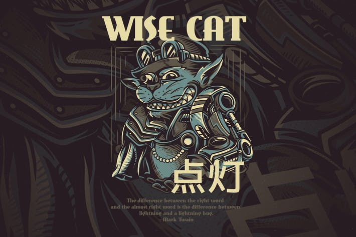 Thumbnail for Wise Cat