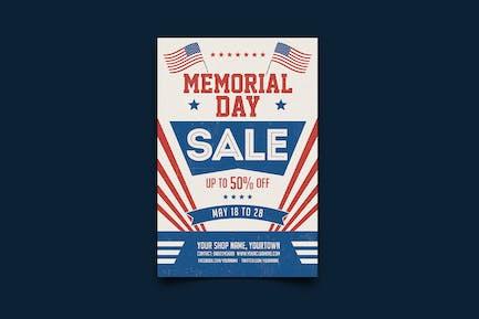 Memorial Day / Labor Day Sale