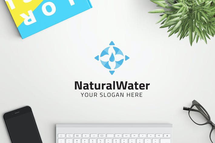 Thumbnail for NaturalWater professional logo