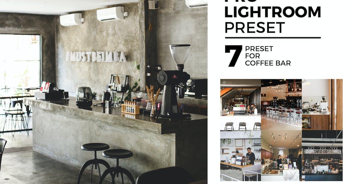 Download 7 Lightroom Preset for Coffee Bar by kadekferryd