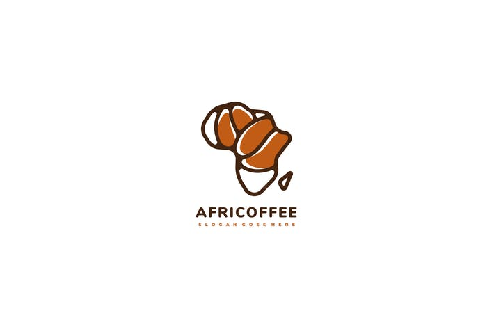 Thumbnail for Africa Coffee Logo