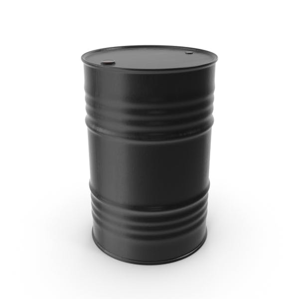 Cover Image for Oil Drum Black