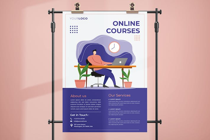 Thumbnail for Online Courses