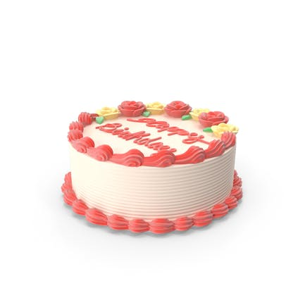 Happy Geburtstagstorte