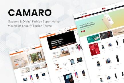 Camaro - Gadgets & Digital Shopify Theme