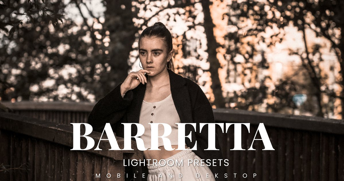 Download Barretta Lightroom Presets Dekstop and Mobile by Artsyno