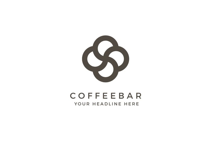 Thumbnail for Coffee Bar Logo Template