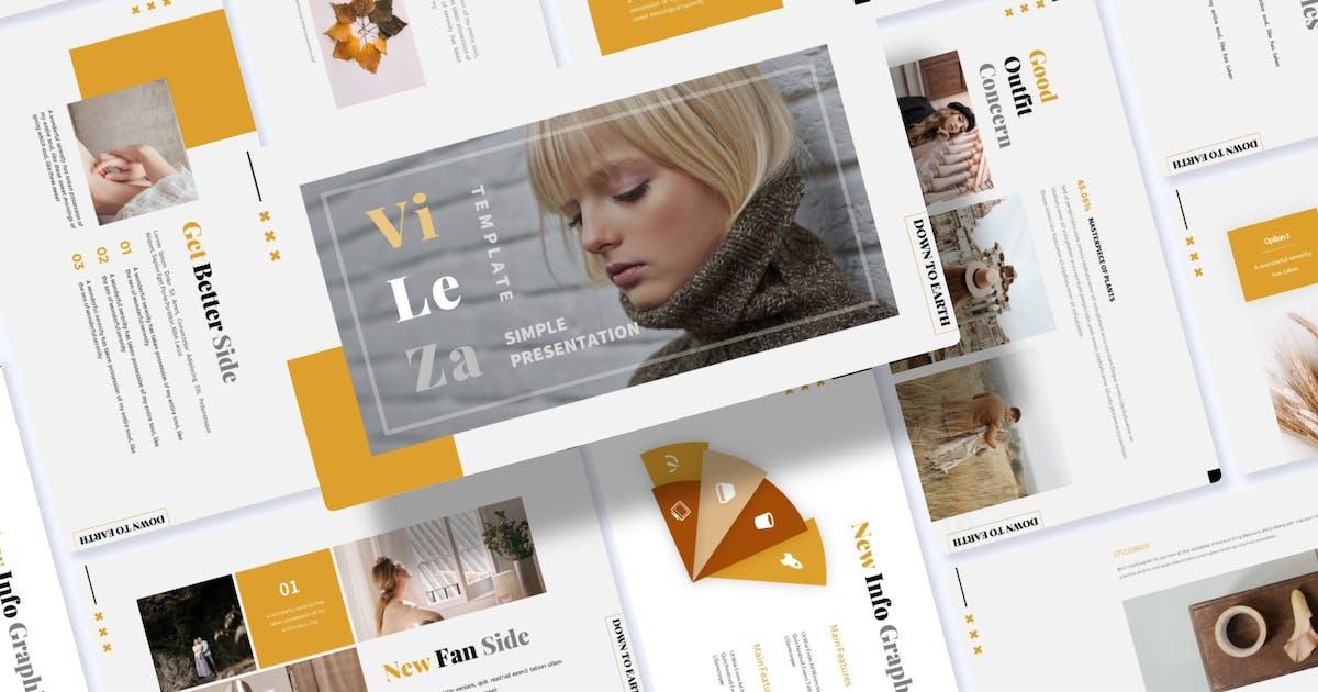 Download Vileza   Google Slides Template by Vunira