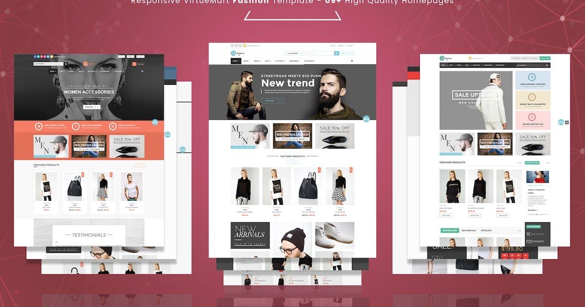 Download Mogan - Responsive VirtueMart Fashion Template by vinagecko