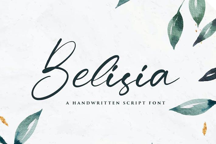 Thumbnail for Guión Belisia