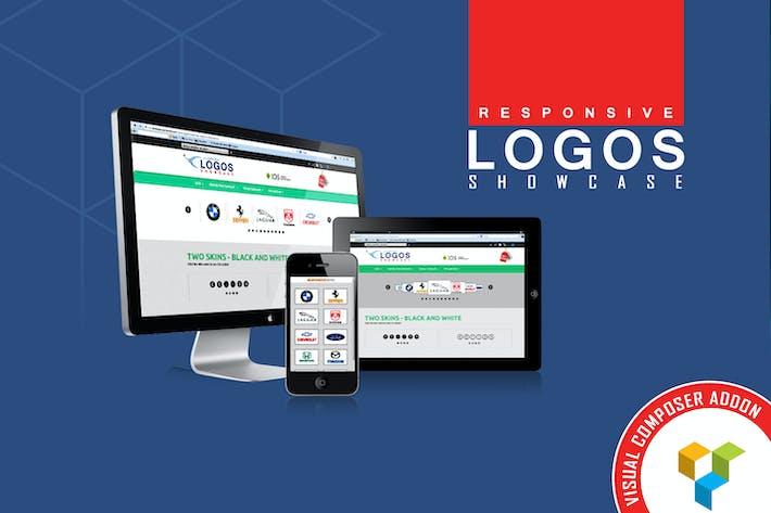 Thumbnail for Visual Composer Addon - Logos Showcase Pro