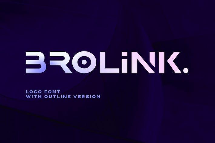 Brolink - Police Logo