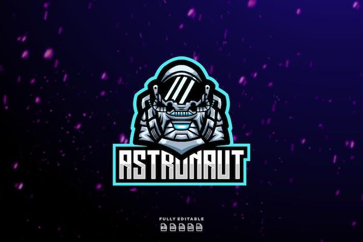 Astronaut Spaceship