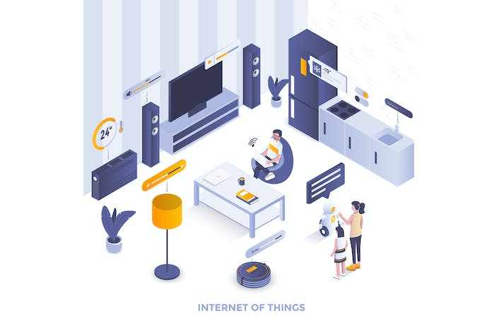 Thumbnail for Internet of things