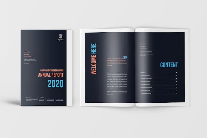 Heros - Annual Business Report