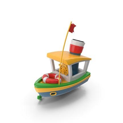 Spielzeug-Schiff