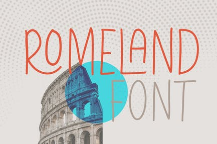 Romeland Font