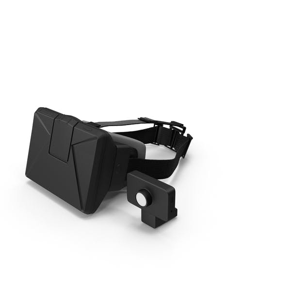 Virtual Reality Head-Mounted Display