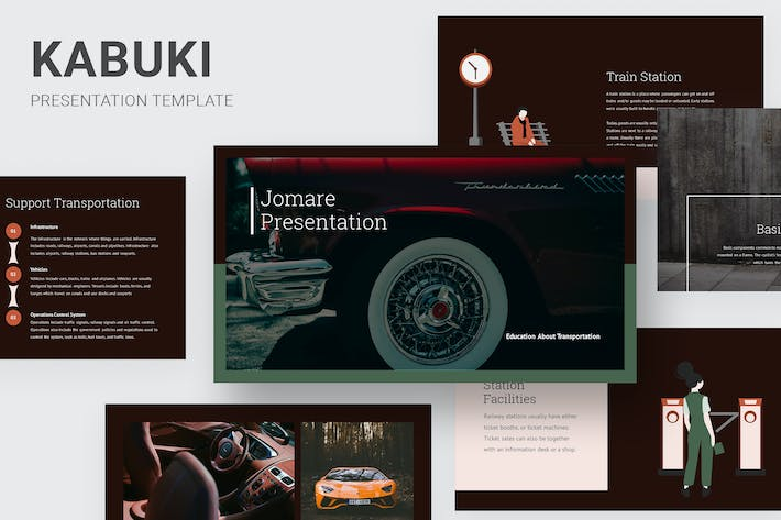 Thumbnail for Kabuki - Learning About Transportation Keynote