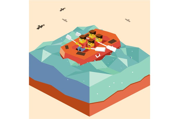 Thumbnail for Rafting sport