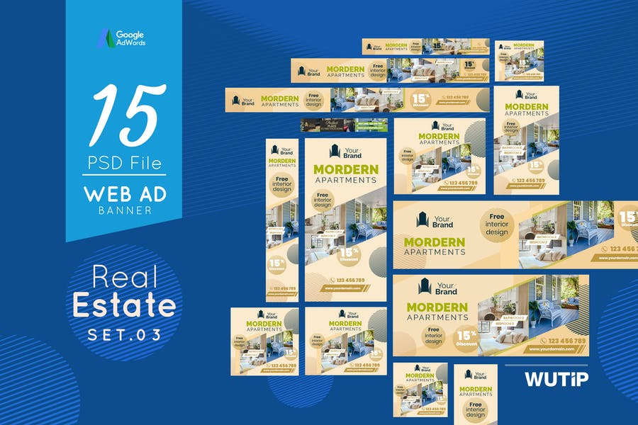 Web Ad Banners - Real Estate 03