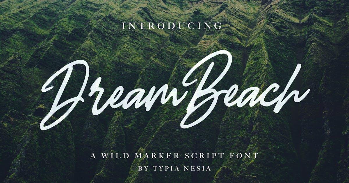 Dream Beach by yipianesia