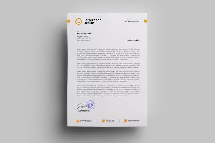 Letterhead Design.11