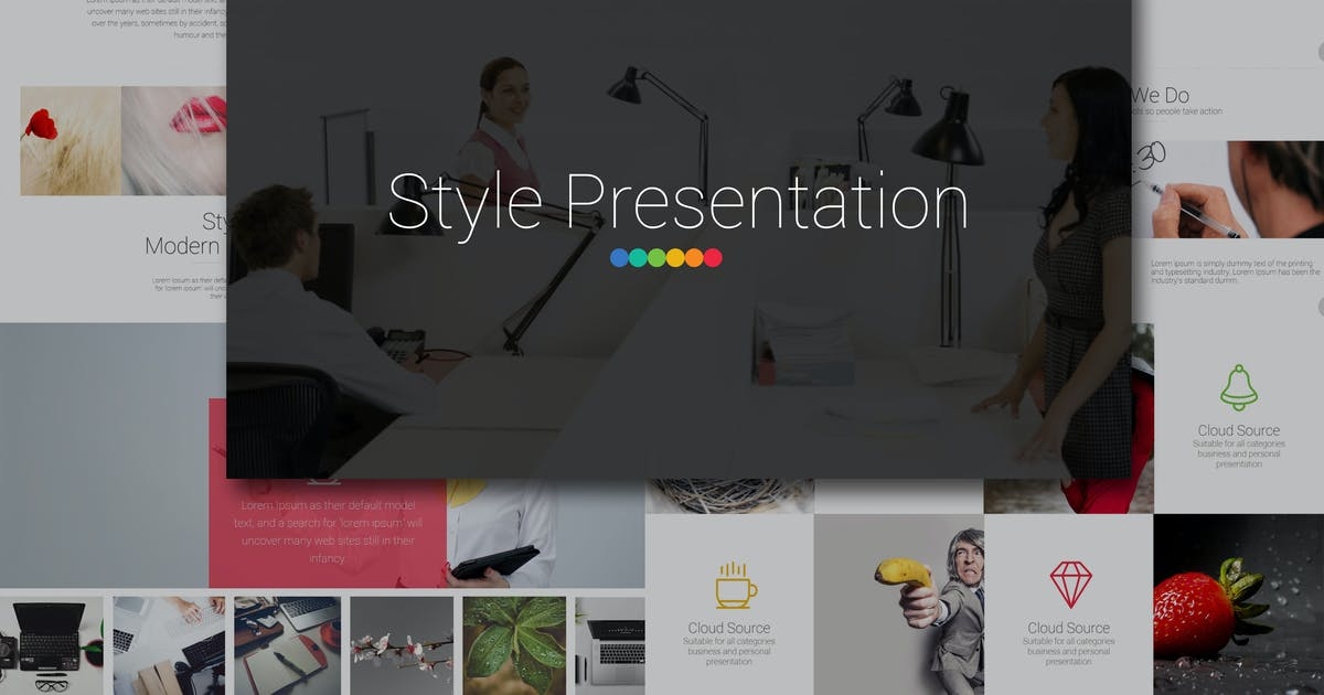 Download Style Creative Keynote by Unknow