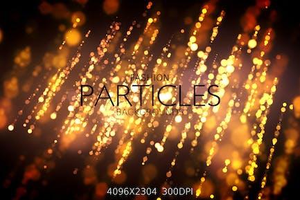 Fashion Particles Backgrounds