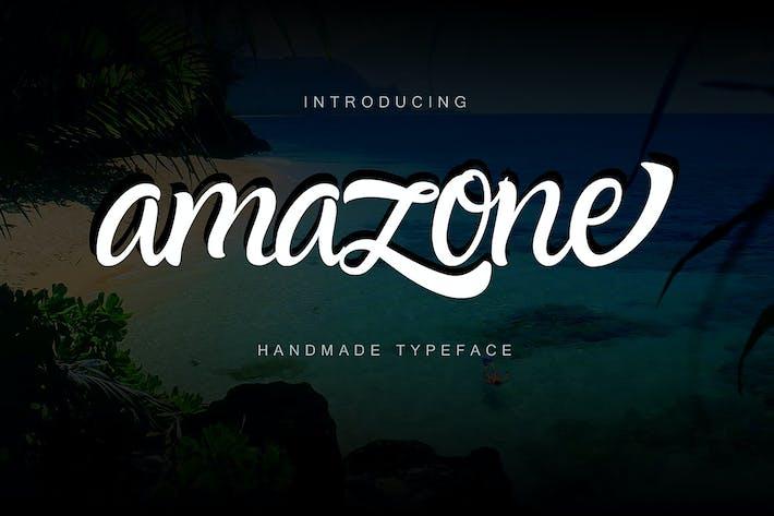 Cover Image For Amazone Script