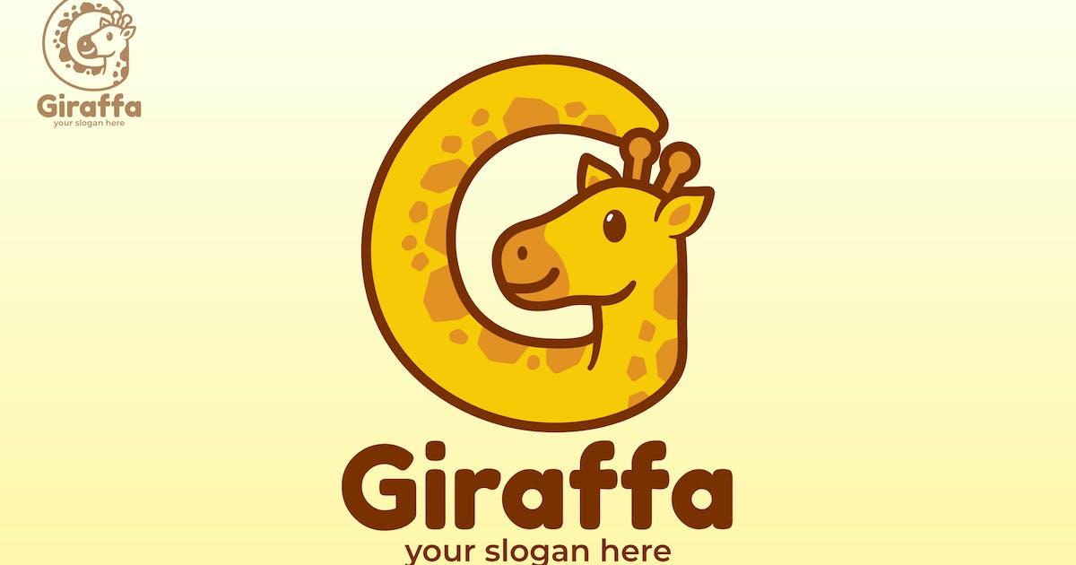 Download Giraffa Mascot & Esport Logo by aqrstudio
