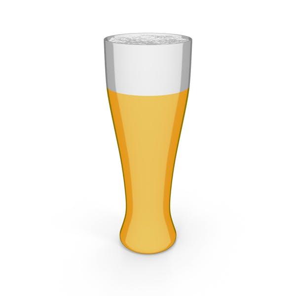 Bier-Cartoon